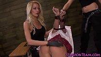 Image: Mistress hate fucks slave