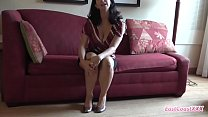 Brooke Bennett Hairy MILF Creampie thumbnail