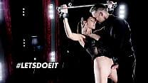 LETSDOEIT - Candice Luca and Lutro - BDSM Fantasy Sex With A Sexy Czech Babe