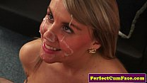 Adele Aspen gets facial