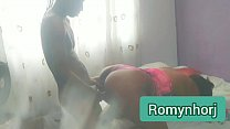 Romynhorj fudendo a ex cunhada gozando dentro.e amiga dela filmando toda a foda .completo no RED