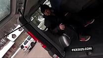 FKK BUS 15 - Miriam pornhub video