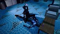 Ryo's Adventure: Hit The Floor PMV