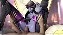 Widow Maker Getting Fucked From All Angles (3d Overwatch) thumbnail