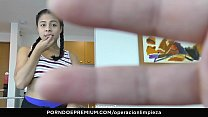 OPERACION LIMPIEZA - Colombian maid seduced and...'s Thumb