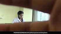 OPERACION LIMPIEZA - Colombian maid seduced and fucked hard by employer Preview