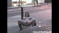 Crazy Amateur Public Nudity with faye rampton