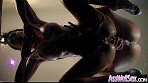 Anal Sex Tape With Big Wet Oiled Round Ass Girl (franceska jaimes) clip-07