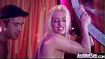 Round Big Ass Girl (Jessie Volt) Enjoy Deep Har...