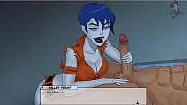DC comics Something Unlimited Part 39 Frosty handjob