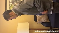 Asian Male Model Masturbating - Chris