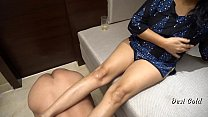 Desi Indian Bhabhi Enjoy With Own Servant