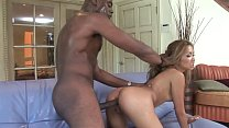 Tight Ass Wife Lana rides the BBC Huge Cock of ...