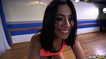 BANGBROS - Behind the Scenes POV Fuck with Latina Monica Asis - 9Club.Top