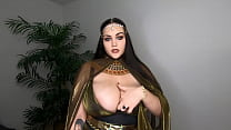 nude belly dancer - huge tits (boobs) watch her live : www.skycamgirl.com thumbnail