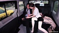 VIP SEX VAULT - Czech school girl Cindy Shine gets fucked by horny chauffeur Vorschaubild