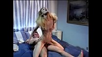 Blond babe Michelle Marcele sucks cock and has her cunt boned
