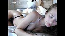 Cute girl on webcam 16