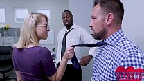 Zoey Monroe In The Office And The Orifice