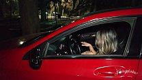 10601 Fernandinha Fernandez inaugurando o carro novo com muito sexo, gang Bang com banho de porra preview