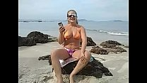 Livecam on the edge of the wonderful beach in Brazil صورة
