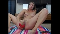 Sexy cam girl awesome squirt clenching