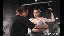 Tits and vagina sadomasochism therapy