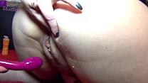 Pregnant girlfriend, fisted hard! thumbnail