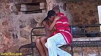 young african teen rough big cock fucked image