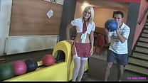 Bowling group orgy