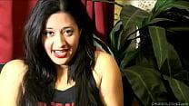 Download video bokep Cute chubby brunette talks dirty while fucking ... 3gp terbaru