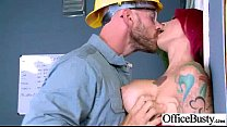 Office Sex With Horny Slut Girl With Big Tits vid-07