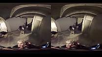 Hot Biker Chick VR Sex