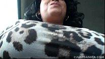 Download video bokep Danica Collins (Donna Ambrose) Plays In Car 3gp terbaru