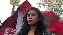 Paula Ramos. From subway to a porn scene -Del metro a una escena porno! Image