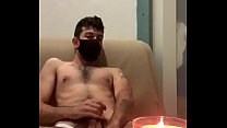 Young Hairy Gay Spanish Naughty with Nice Dick and Eager to Play