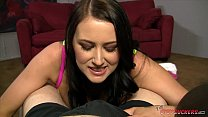 Busty Alexis Grace Cocksucking