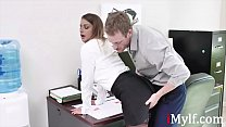 MILF's Tactics To Get Promoted- Brookyln Chase