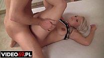 Polish porn - Fucking busty blonde slut wife