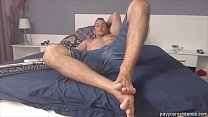 Feet worship Master Stefano (preview)