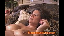 Two MILF WIVES fucked by BOAT CREW thumbnail