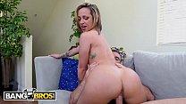 BANGBROS - Beautiful PAWG Jada Stevens Riding Charles Dera's Dick