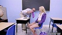 Slutty student Riley Star video