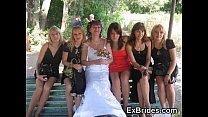 savannah fox pussy » Wedding Day Upskirts! thumbnail