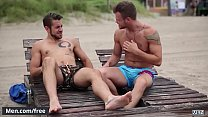 Dante Colle and Max Wilde - Boys Trip Part 2 - Drill My Hole - Trailer preview - Men.com