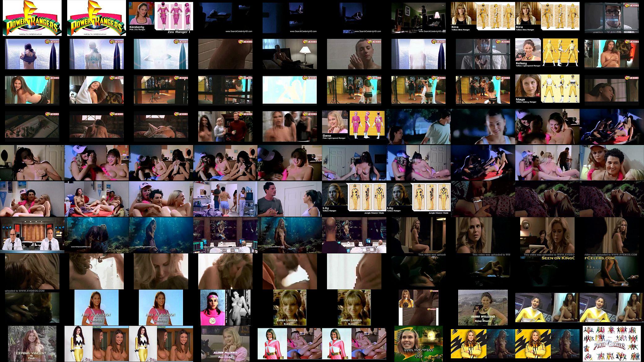Amy Jo Johnson Sex Scene power ranger porn - xvideos