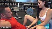 BANG Confessions  Ariana Marie Fucks a random guy at the gym image