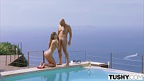 TUSHY Ibiza Model Loves to Be Gaped Preview