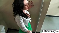 Image: Sex Tape In Office With Big Round Boobs Sexy Girl (jayden jaymes) video-17