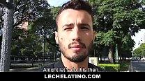 Hot Latin Stud Sucks And RAW Fuck Till Facial - LECHELATINO.COM